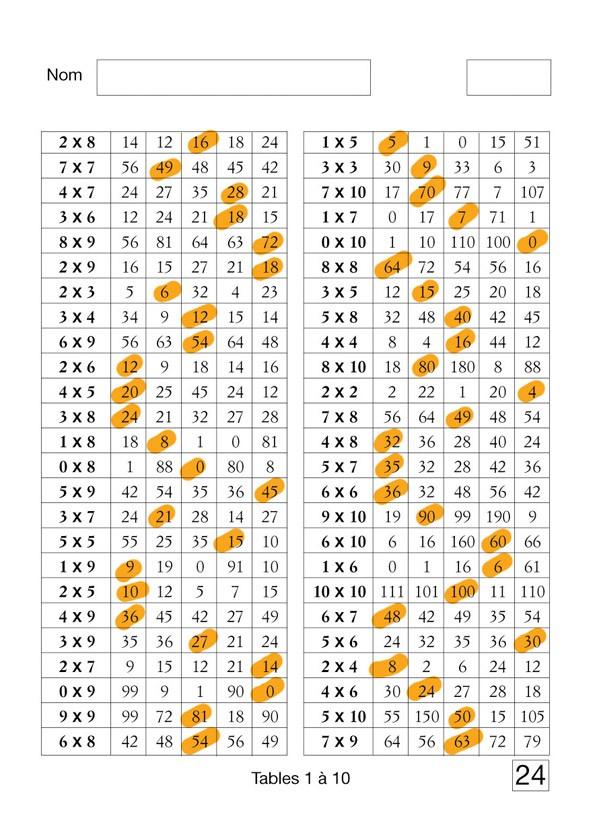 le calcul mental au cours moyen scop les editions buissonnieres livres scolaires partitions