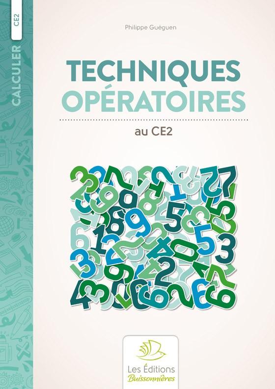 Techniques opératoires au CE2