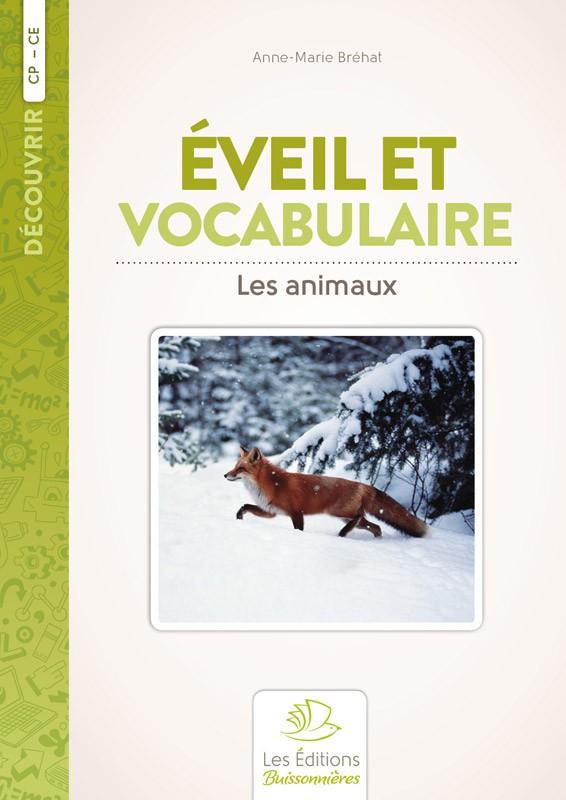 Éveil et vocabulaire : les animaux (CP-CE)
