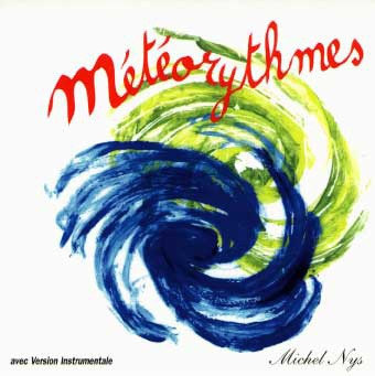 CD Météorythmes, Michel Nys