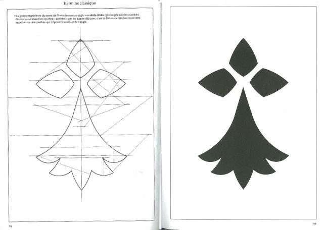 comment dessiner une hermine bretonne