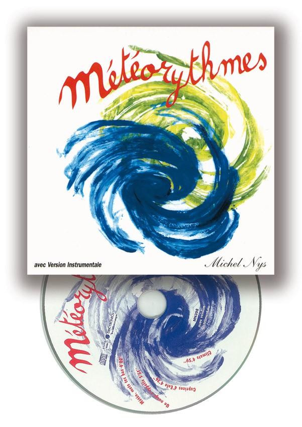 CD Météorythmes, Michel Nys