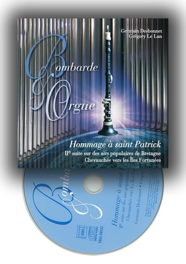 CD Hommage à saint Patrick, Germain Desbonnet