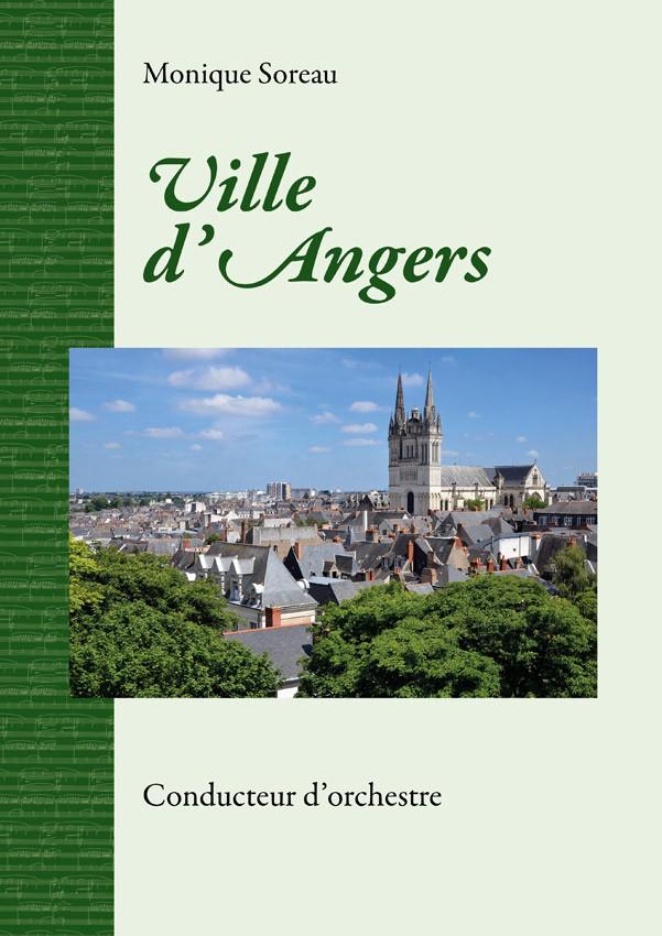 Monique Soreau, Ville d'Angers pour orchestre