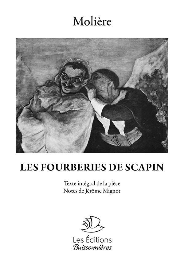 Les Fourberies de Scapin, texte intégral de la pièce