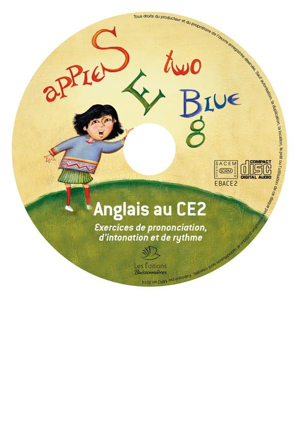 Anglais CD CE2