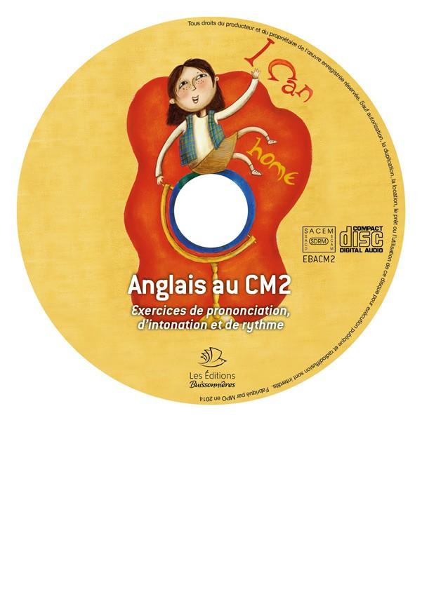 Anglais CD CM2