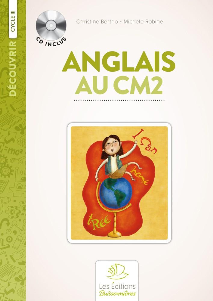 L'anglais au CM2 + CD