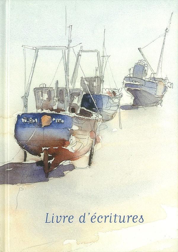 Livre d'écritures aquarelles