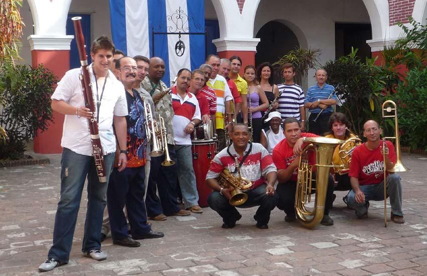 CD Cuba Sosa band