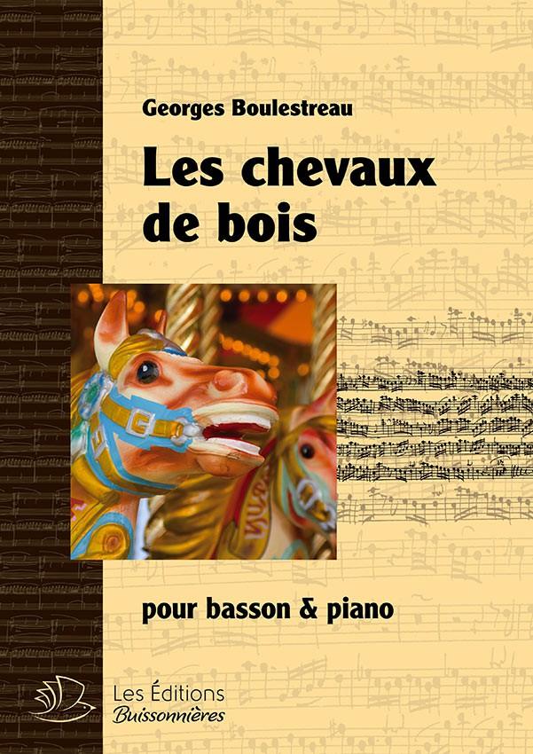 Les chevaux de bois, pour basson & piano