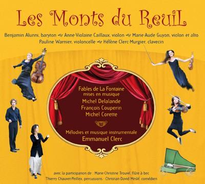 CD Les Monts du Reuil
