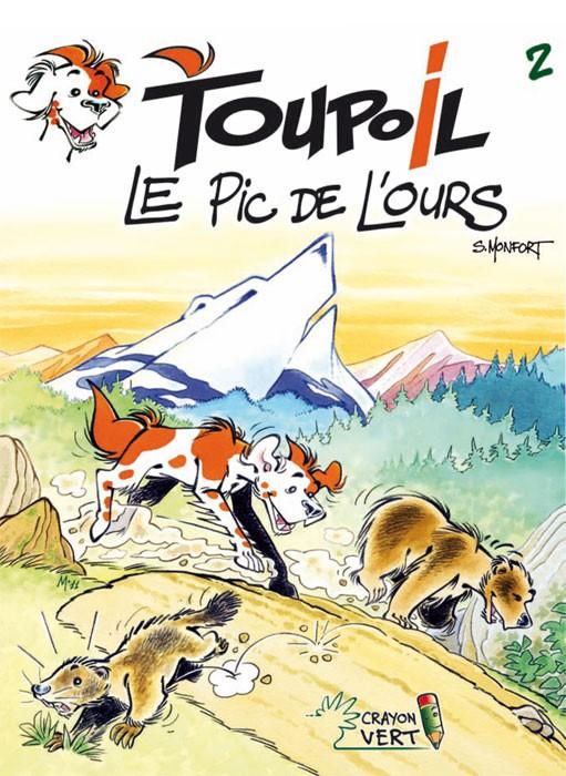 BD Toupoil Le pic de l'ours