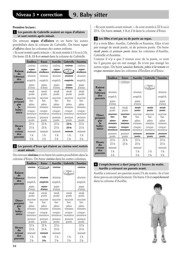 Préférence Jeux de logique au cycle 3 (vol. I) - Scop Les Editions  SP36