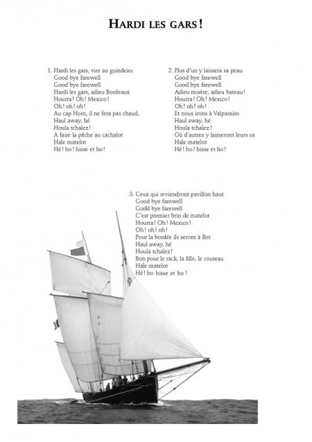 Chants de marins pour accordéon diatonique