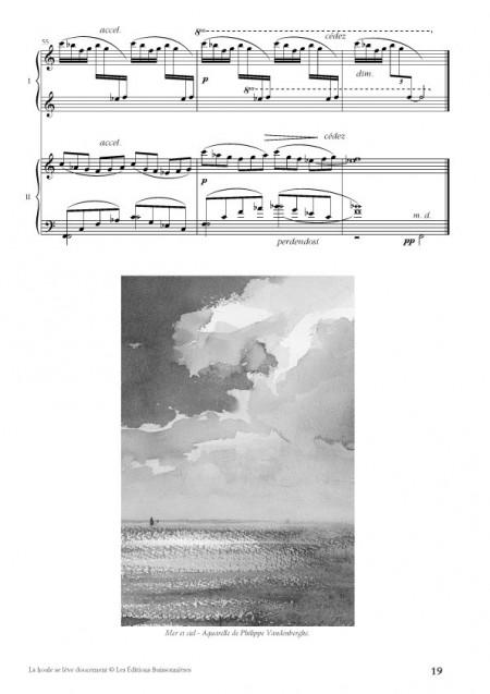 Emmanuel Clerc Hommage à Jean Cras, Piano à quatre mains