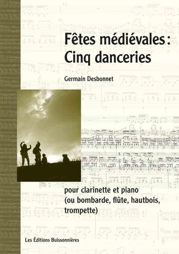 Desbonnet, Parfum exotique :  Mélodies pour chant et piano