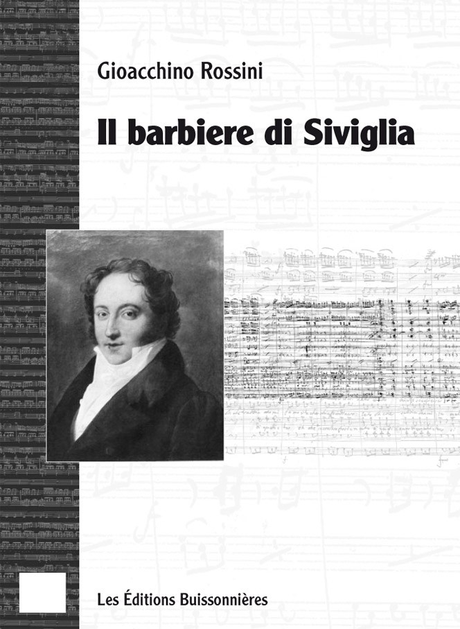 ROSSINI, Barbier de Seville : arias