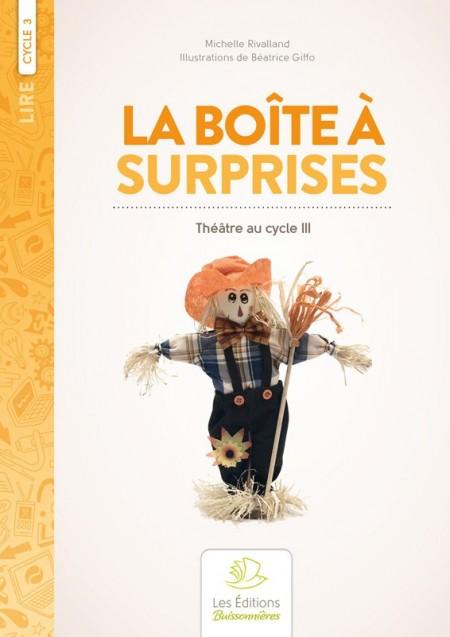 Boîte à surprises, 10 sketches pour marionnettes au cycle III