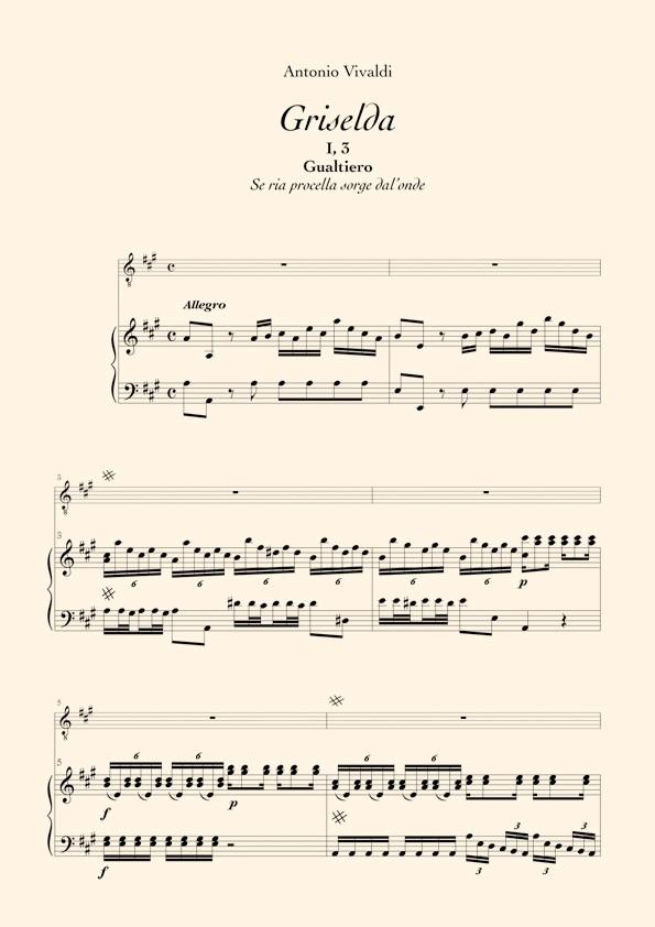 Vivaldi, Griselda, I, 3, Gualtiero, [I]Se ria procella sorge dal?onde[/I]