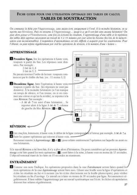 Techniques opératoires au cycle III