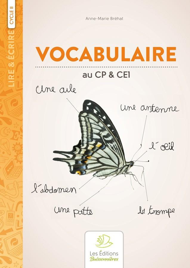Vocabulaire au CP & CE1