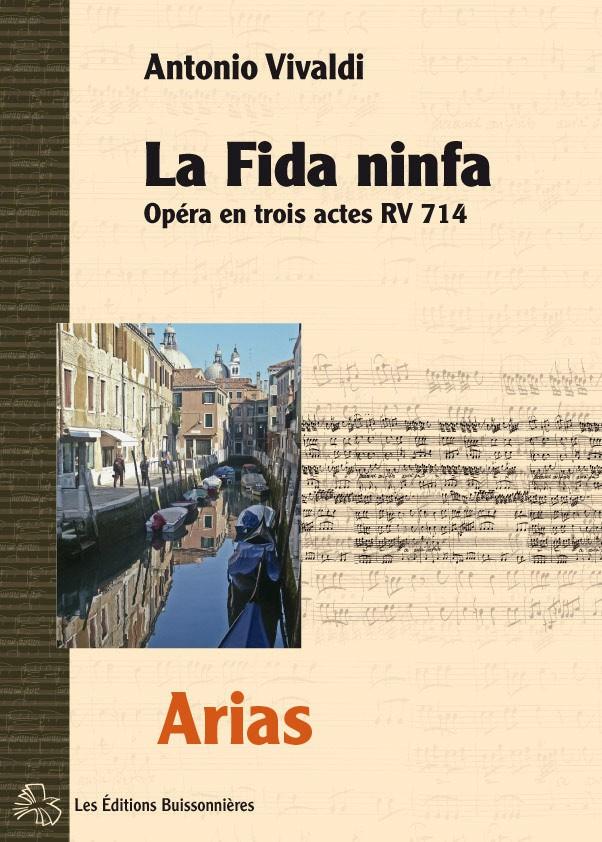 Vivaldi : La fida ninfa (opéra RV 714), Arias