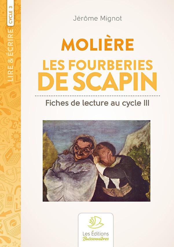 Les Fourberies de Scapin, fiches de lecture