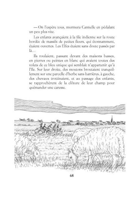 Cannelle et l'étoile d'Ouessant