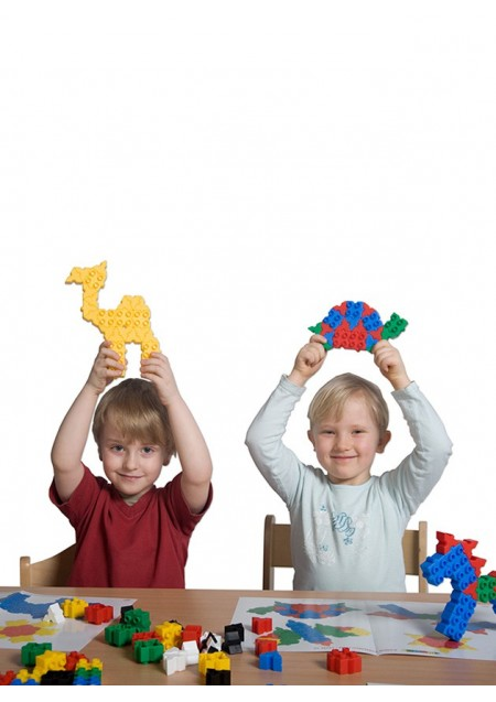 Morphun Junior Starter : briques + guide