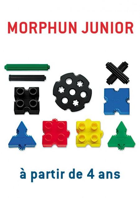 Morphun Junior : 600 briques