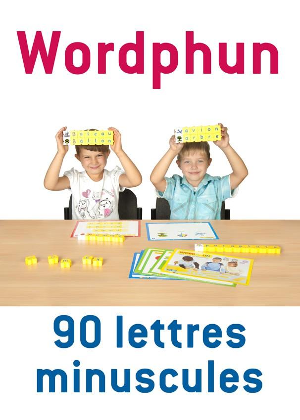 Wordphun, 90 lettres minuscules