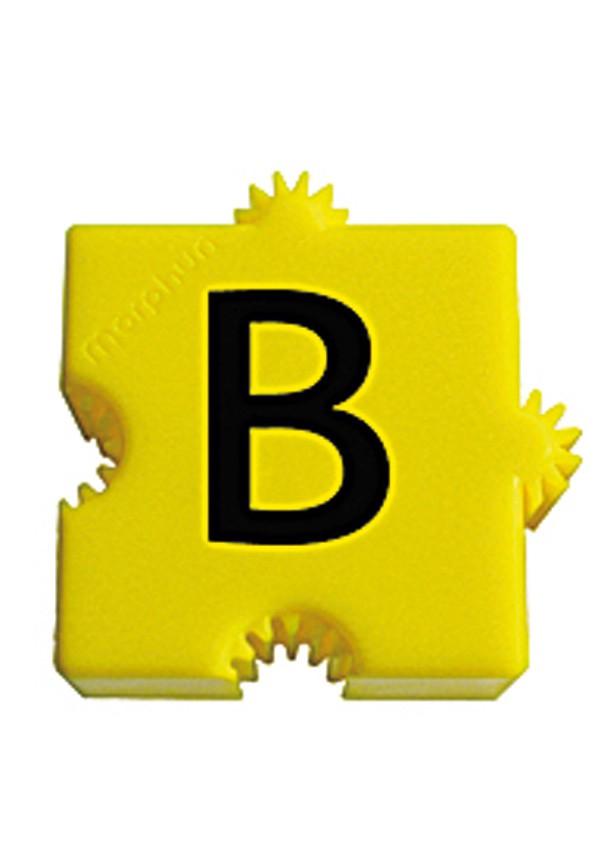 Wordphun, 90 lettres majuscules