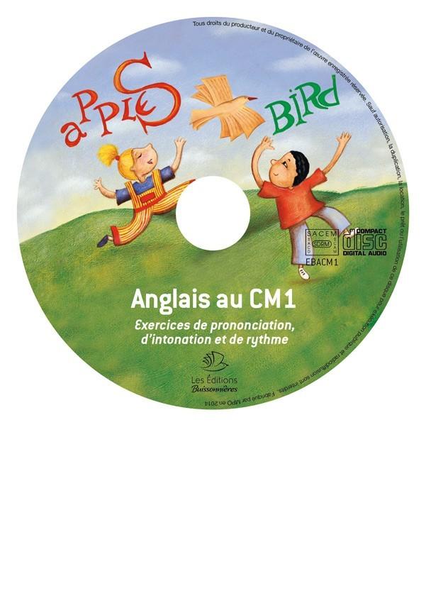 Anglais CD CM1