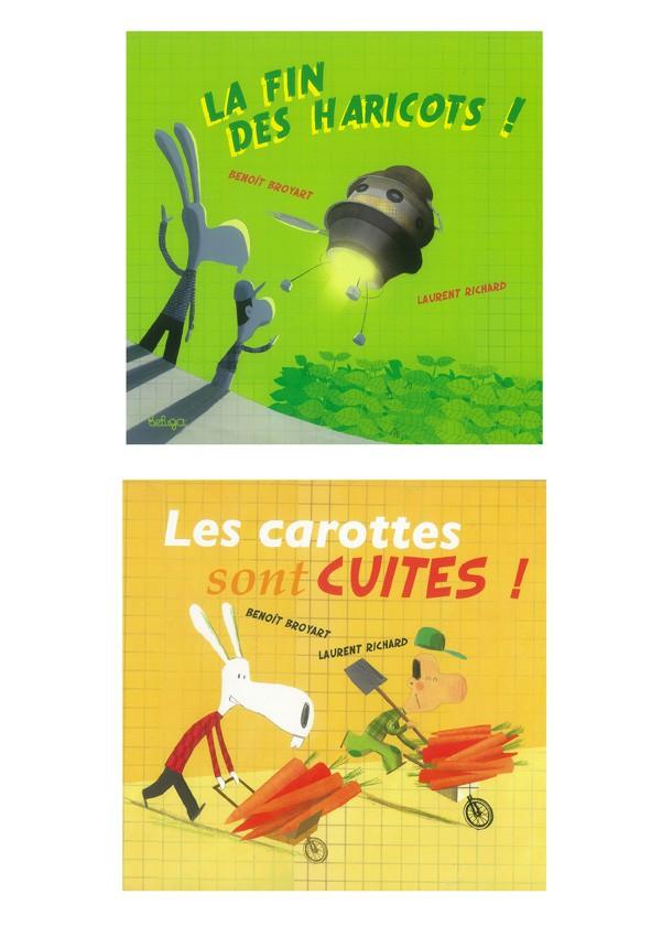 """Deux livres : """"Littérature biologique"""" !"""