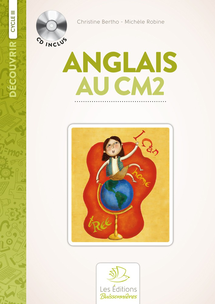 L'anglais au CM2