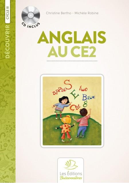 L'anglais au CE2 + CD