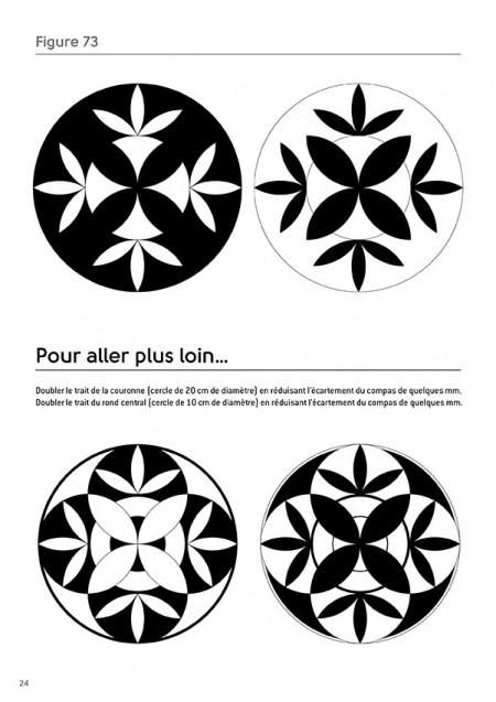 Compas…sionnément, dessin au compas vol. II