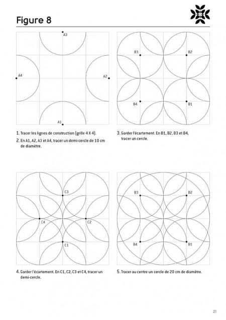 Compas…sionnément, dessin au compas vol. I