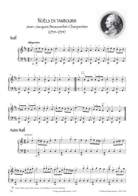 L'orgue aux mille saveurs - VOL 2