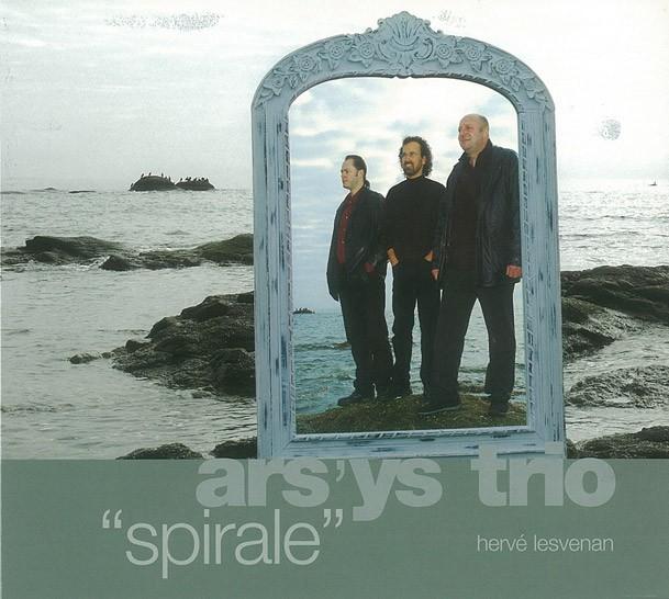 ARS'Ys : Spirale, CD