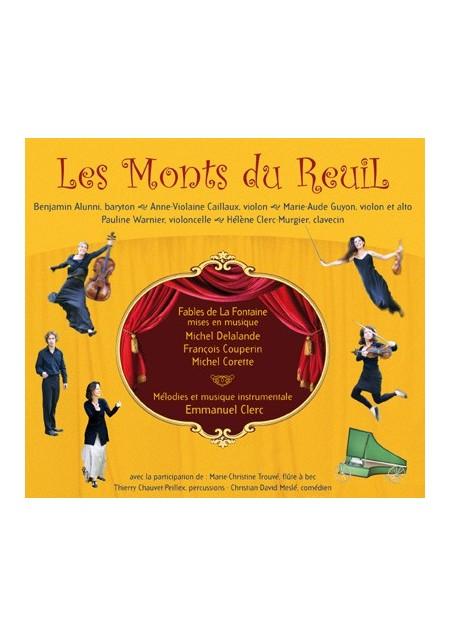 CD Les Monts du Reuil : Fables
