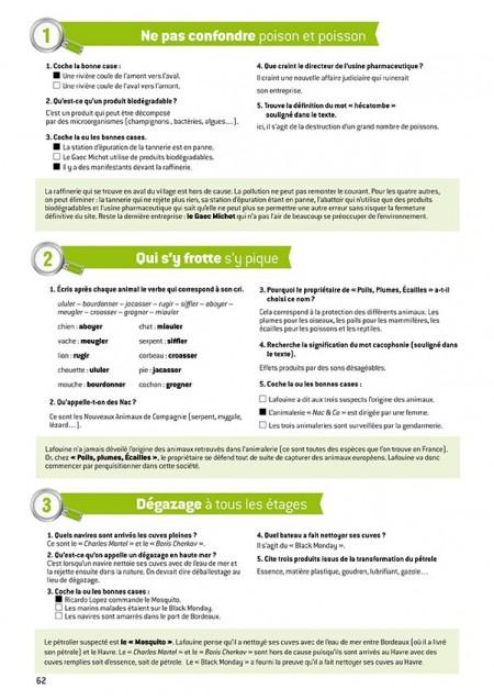 Les enquêtes environnementales de l'inspecteur Lafouine tome 5, CYCLE III