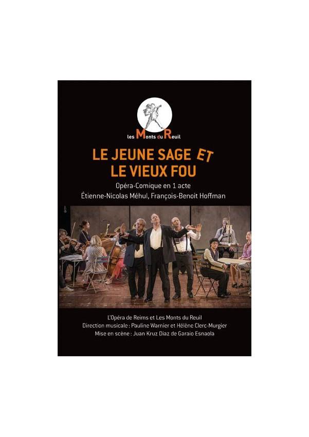 """DVD """"Le jeune sage & le vieux fou"""", Les Monts du Reuil"""