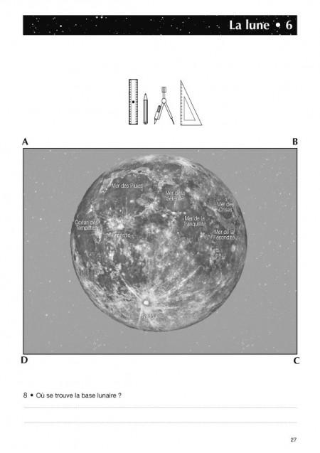 Le chasseur galactique, géométrie au cycle 3