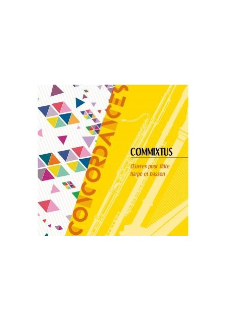 CD Concordances, Commixtus