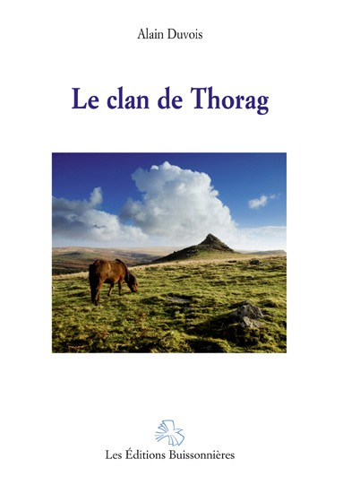 "Lots des 3 romans ""Thorag"""