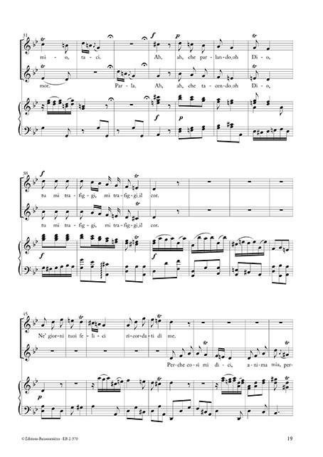 Vivaldi : Duos, trios, chœurs - extraits d'opéra