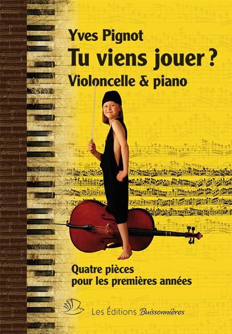 Tu viens jouer ? Violoncelle & piano