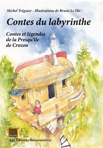 Contes du labyrinthe, Contes et légendes de la Presqu'île de Crozon